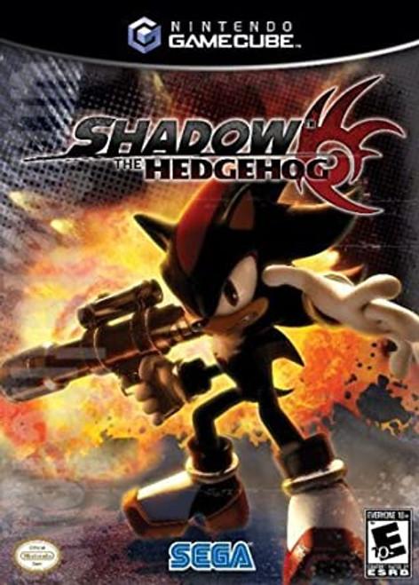 Shadow the Hedgehog - GameCube - USED