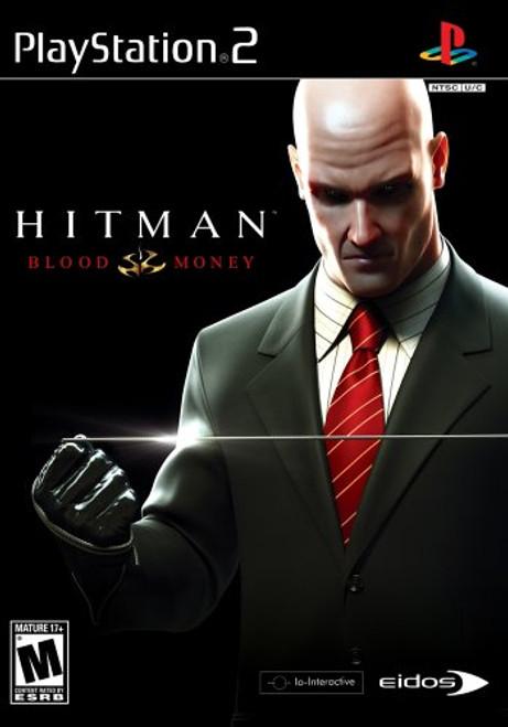 Hitman: Blood Money - PS2 - USED