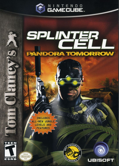 Tom Clancy's Splinter Cell: Pandora Tomorrow - Gamecube - USED