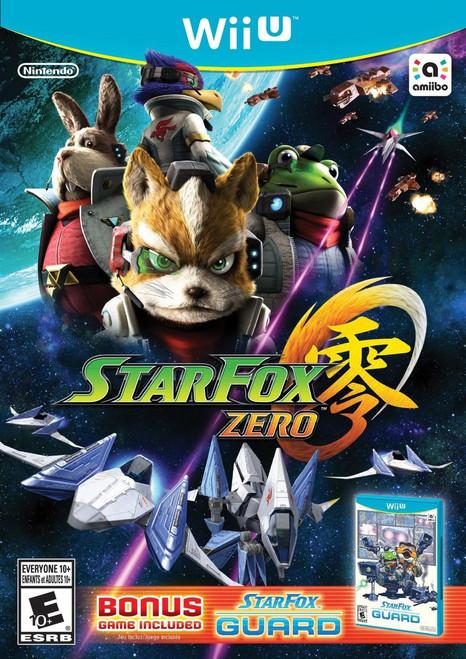Star Fox Zero (+Star Fox: Guard)