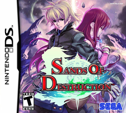 Sands of Destruction - USED