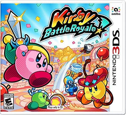 Kirby Battle Royal - NEW