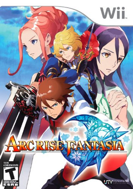 Arc Rise Fantasia - USED