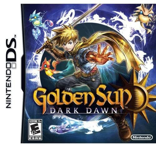 Golden Sun: Dark Dawn - USED