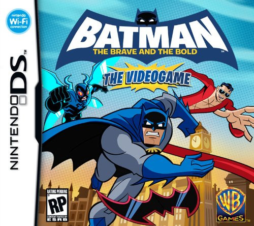 Batman: The Brave and the Bold: The Video Game - DS - USED