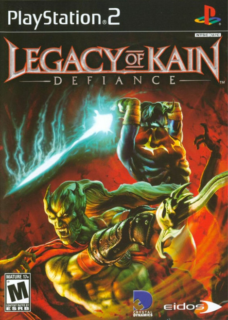 Legacy of Kain: Defiance - PS2 - USED