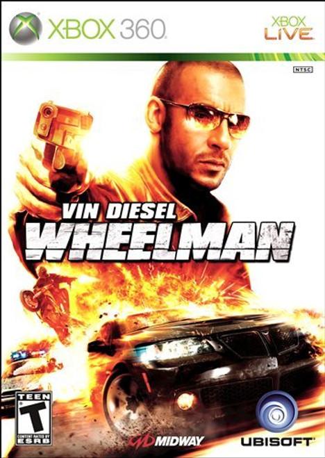 Wheelman - Xbox 360 - USED
