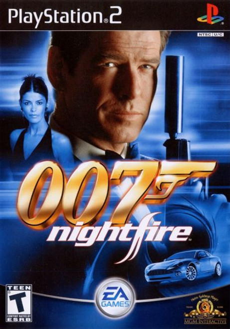 007: Nightfire - PS2 - USED