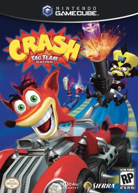 Crash Tag Team Racing - Gamecube - USED