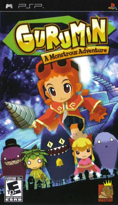 Gurumin: A Monsterous Adventure - PSP - USED