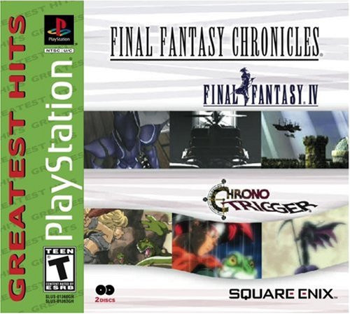 Final Fantasy Chronicles - PS1 - Greatest Hits - USED