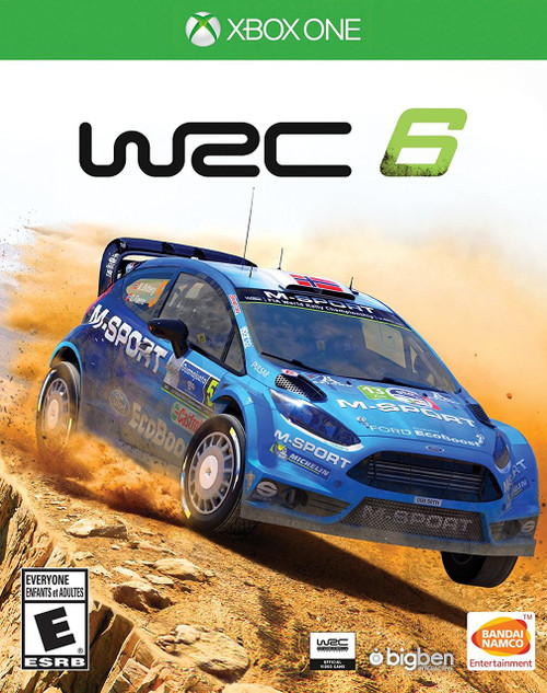 WRC 6 World Rally Champion