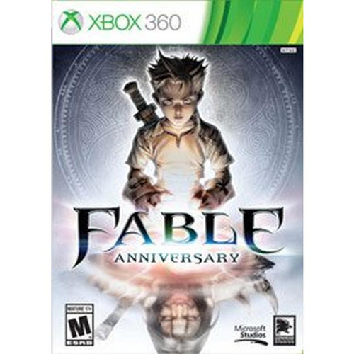 Fable - Anniversary Edition - Xbox 360 - USED
