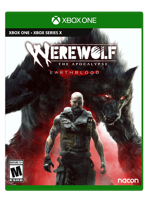 Werewolf: The Apocalypse Earthblood - X1