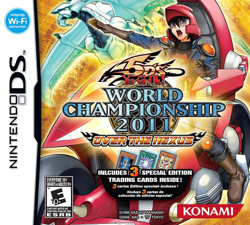 Yu-Gi-Oh! 5D's World Championship 2011: Over The Nexus - DS - USED