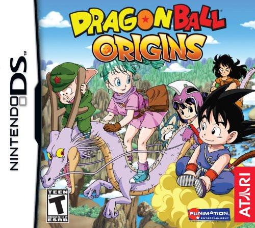 Dragon Ball: Origins - DS - USED