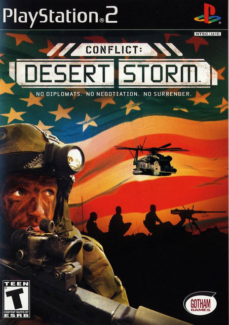Conflict: Desert Storm - PS2 - USED