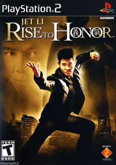 Rise To Honor - PS2 - USED