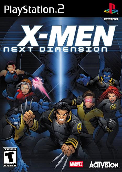 X-Men: Next Dimension - PS2 - USED