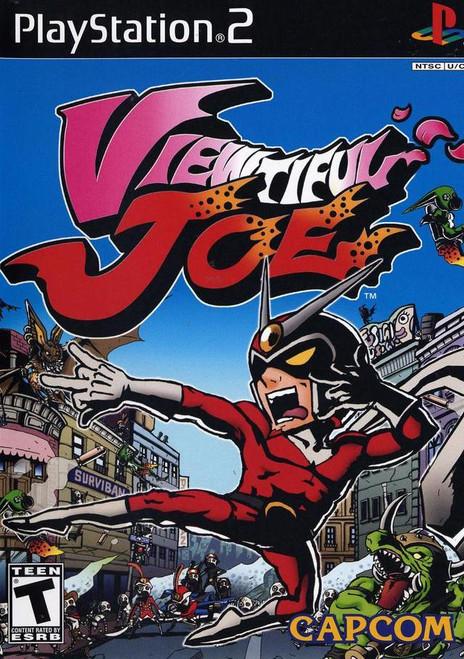 Viewtiful Joe - PS2 - USED