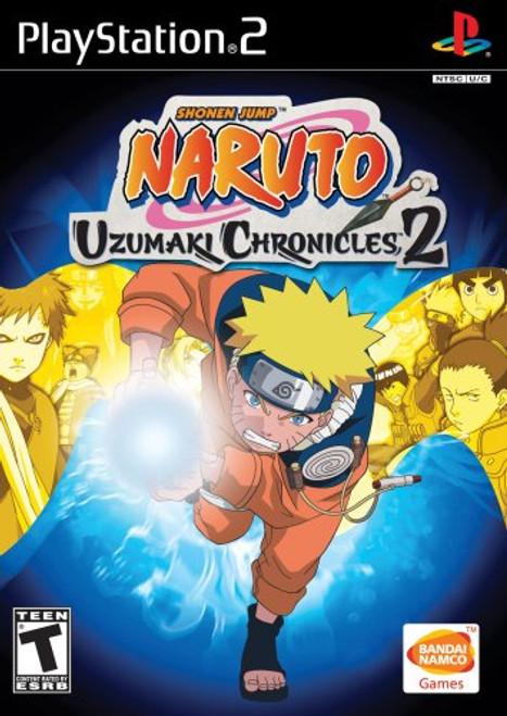 Naruto: Uzumaki Chronicles 2 - PS2 - USED