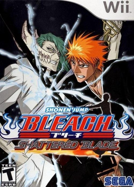 Bleach: Shattered Blade - Wii - USED