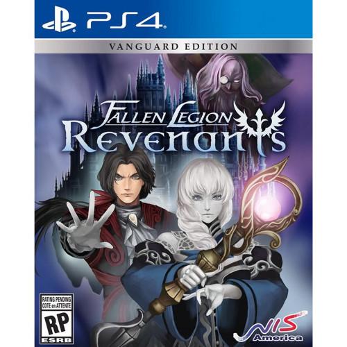 Fallen Legion Revenants: Vanguard Edition - PS4