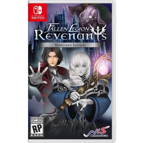 Fallen Legion Revenants: Vanguard Edition - Switch
