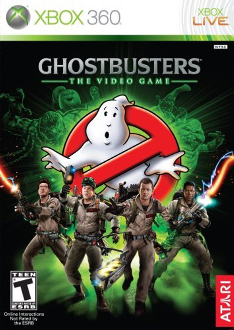 Ghostbusters: The Video Game - Xbox 360 - USED