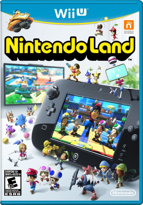 Nintendo Land - Wii-U - USED
