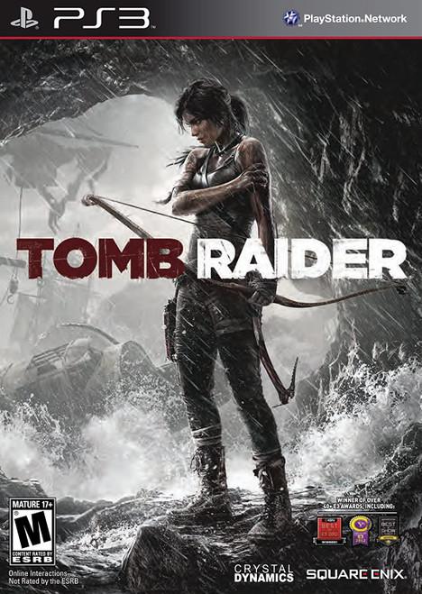 Tomb Raider - PS3 - USED