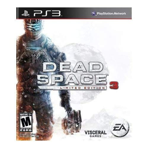 Dead Space 3 - Limited Edition - PS3 - USED