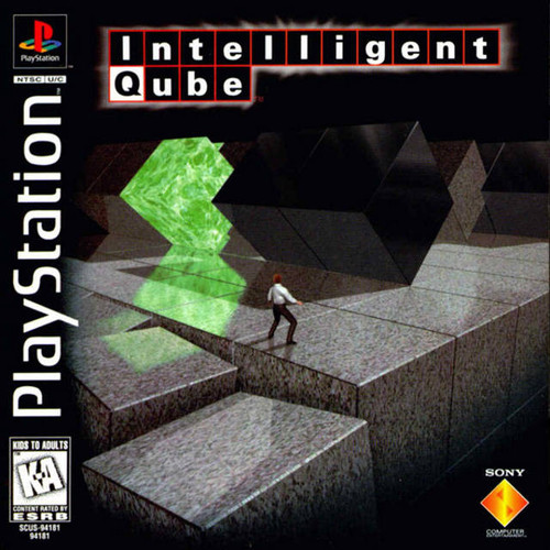 Intelligent Qube - PS1 - USED