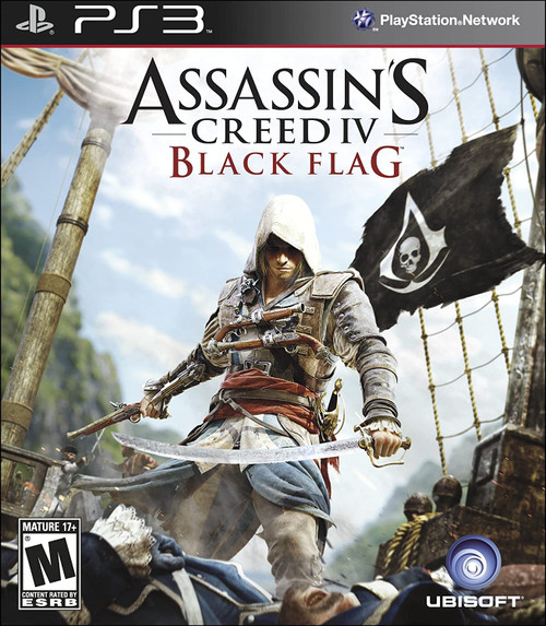 Assassin's Creed IV: Black Flag - PS3 - USED