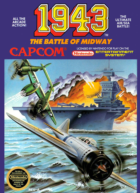 1943: The Battle of Midway - USED (INCOMPLETE)