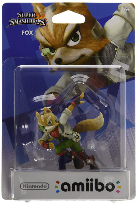 Nintendo Amiibo - Fox (Super Smash Bros.)