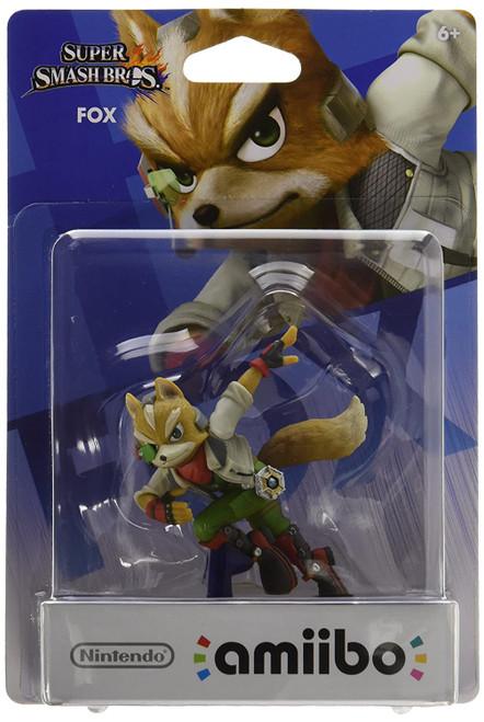 Nintendo Amiibo - Fox (Super Smash Bros.)
