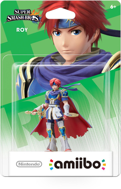 Nintendo Amiibo - Roy (Super Smash Bros.)