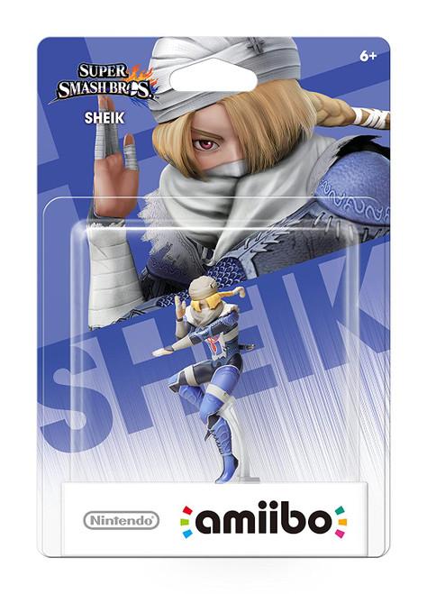 Nintendo Amiibo - Sheik