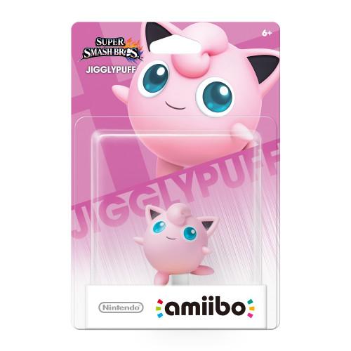 Nintendo Amiibo - Jigglypuff