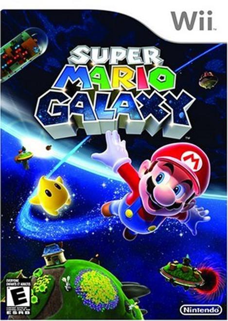 Mario Galaxy  - Wii - USED