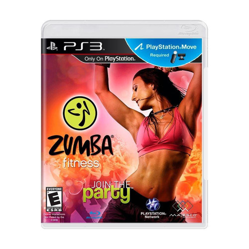 Zumba Fitness - PS3 - USED