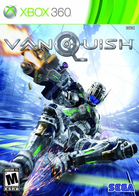 Vanquish - Xbox 360 - USED