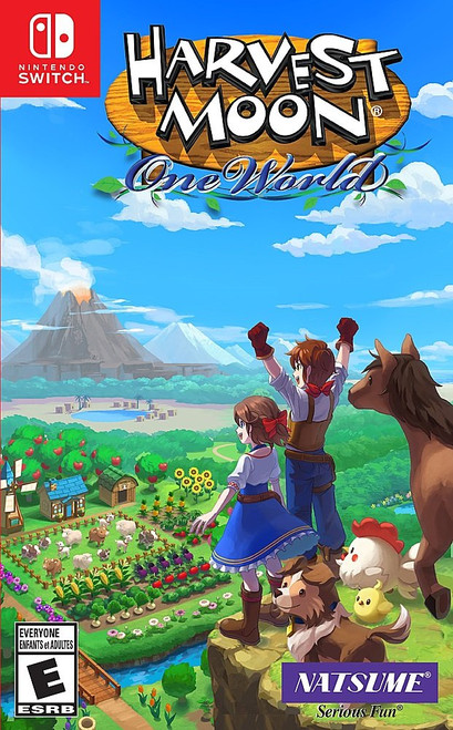 Harvest Moon: One World - Switch