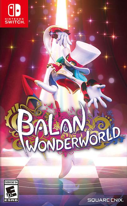 Balan Wonderworld - Switch