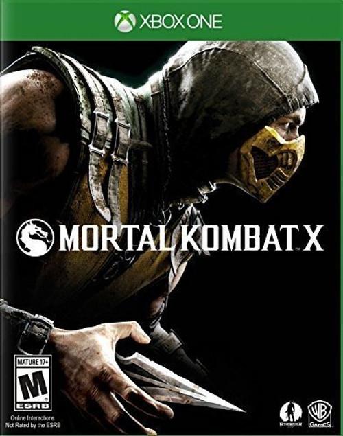 Mortal Kombat X - Xbox One - USED