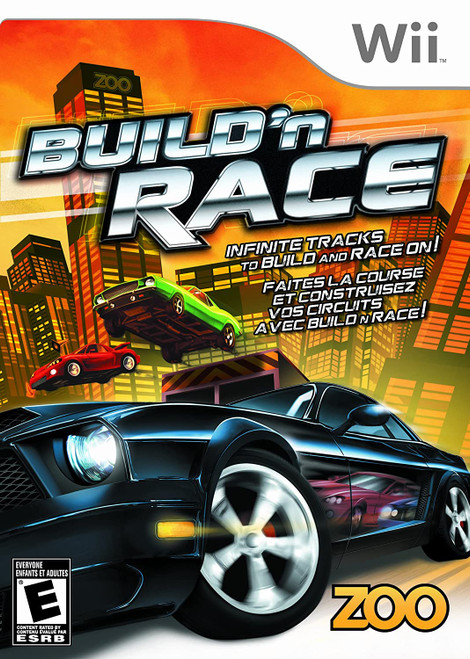 Build'n Race - Wii - USED