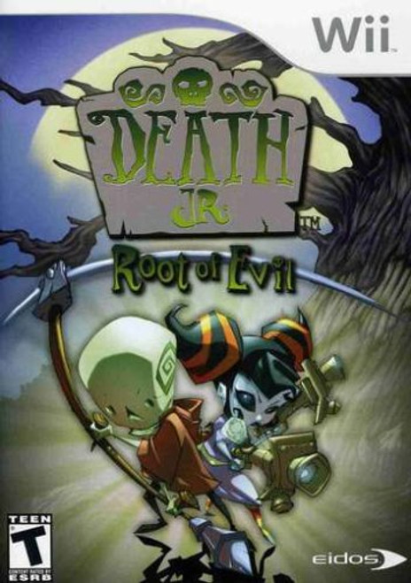 Death Jr. - Root of Evil - Wii - USED