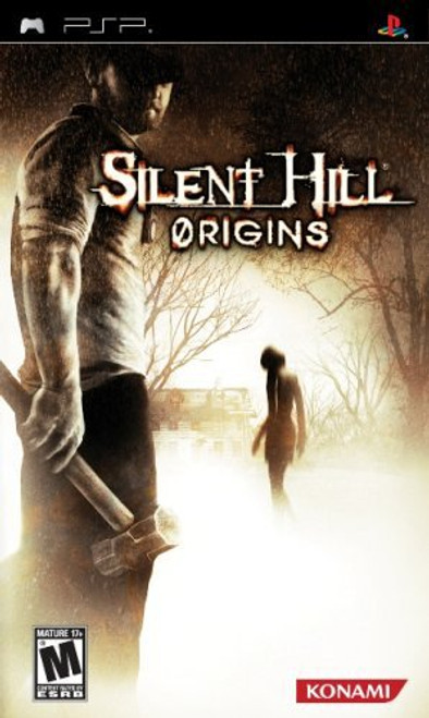Silent Hill: Origins - PSP - USED