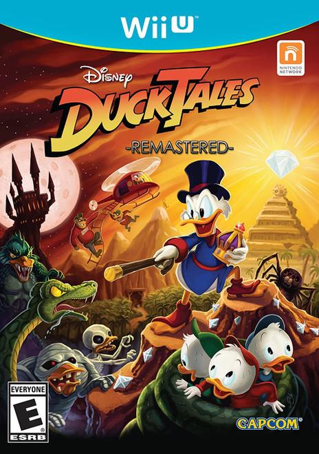 Duck Tales - Remastered - Wii-U - USED